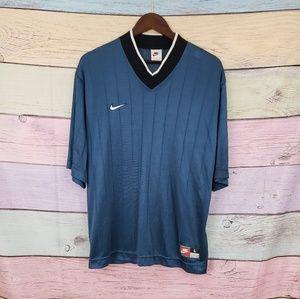 Vintage 90s Nike Soccer Jersey